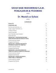 sirah nabawiyah -  mustafa sibaie.pdf