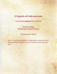 O Segredo Do Subconsciente - Simone El Hage.pdf
