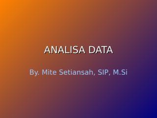 ANALISA DATA.ppt