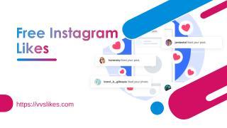 Free Instagram Likess.ppt