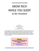 GROW RICH while you sleep.pdf