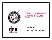 CEHv6 Module 41 Hacking USB Devices.pdf