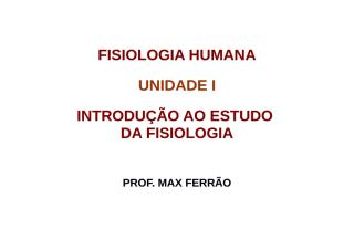 Introducao a Fisiologia.docx